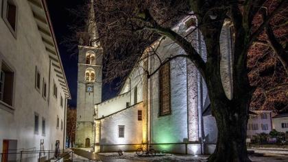Martigny: ehem. Bischofskirche Notre Dame