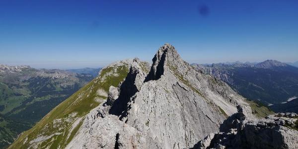Fuchskarüberschreitung (Süd-Nord |1000m | III+)