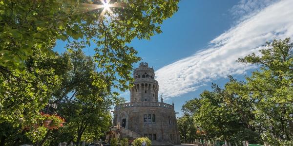 Erzsébet Lookout Tower (János-hegy)