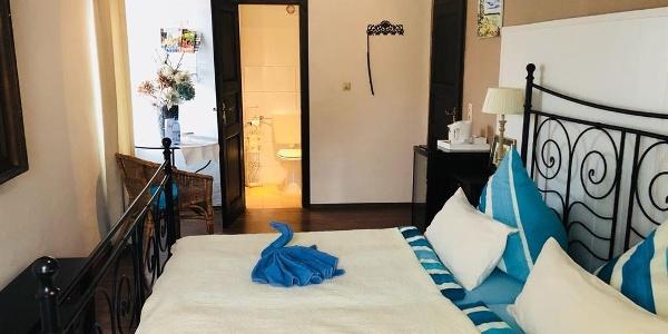 Doppelzimmer- auch Einzelbelegung möglich