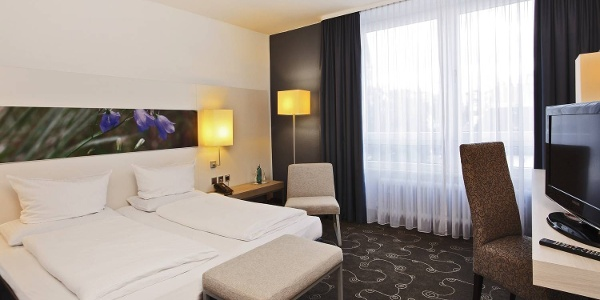 H+ Hotel Siegen_Doppelzimmer