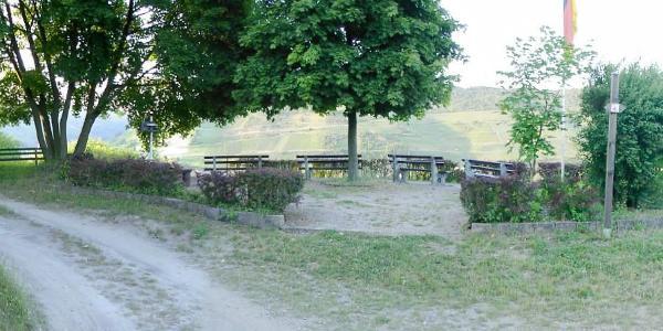 Aussichtspunkt über Niederheimbach