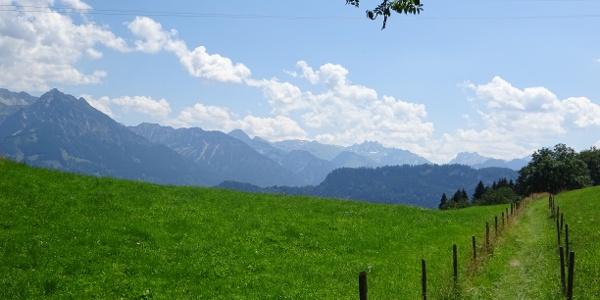 Bolsterlanger Bergblickweg
