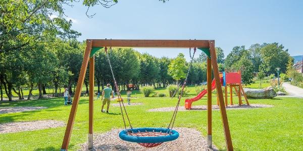 Spielplatz Schlosspark Pöllau
