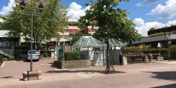St.Georgen Marktplatz