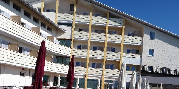 Panoramahotel Penegal