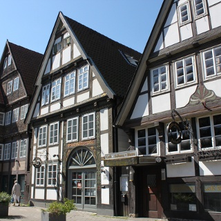 Historischer Stadtkern Detmold