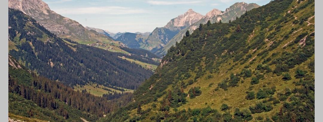 Das Tal des Stierlochbaches