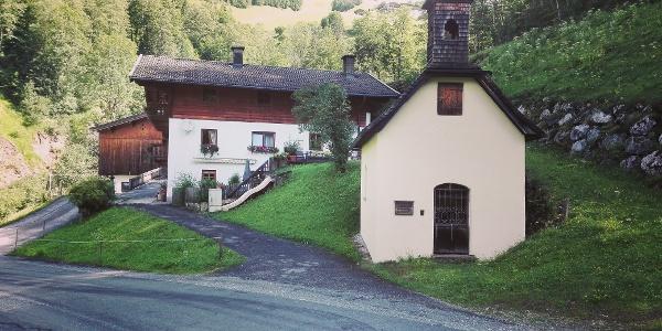 Mühlgrabenkapelle