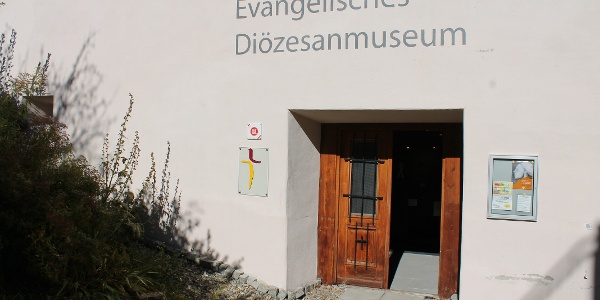 Eingang Diözesanmuseum