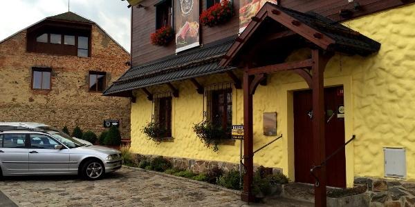 Orlovský Pivovar a Restaurant Cerný Orel