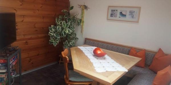 Küche/Sitzecke