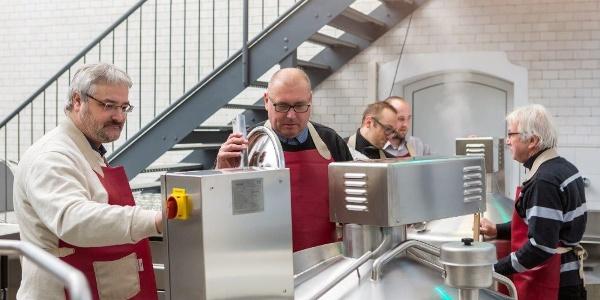 Bierbrauen im Brauereiverein Lößnitz e.V.