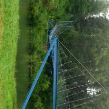 Hängebrücke bei Fischers Altusreid