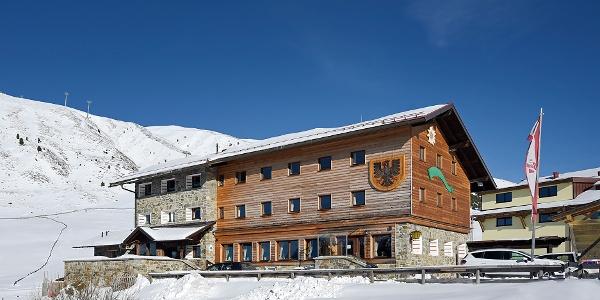 Dortmunder Hütte - Winter