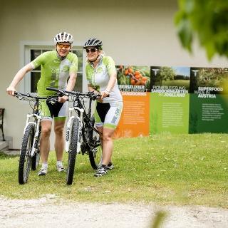 Halt bei Sandicca - den Sanddorngärten in Wenigzell