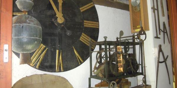 Uhrwerke - Gläsernes Museum Winden