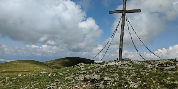 Gleinalm Speik Gipfelkreuz