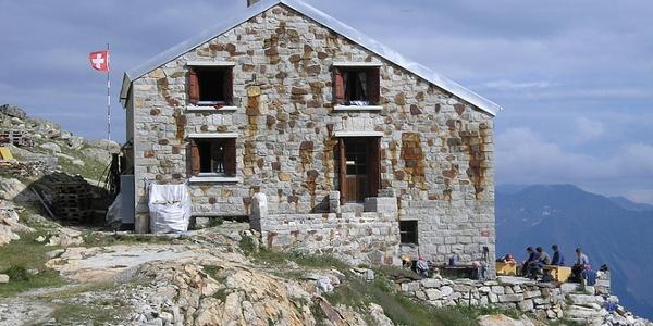 Oberaletschhütte