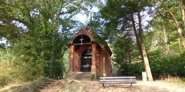 Kapelle vor Mettlach