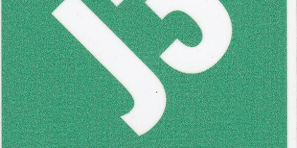 Rundwanderweg Markierung