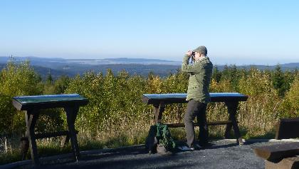 Panoramablick am Herrnberg