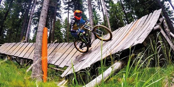 Rennsteig Bikearena Steinach