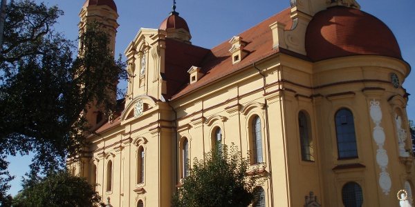 Ellwangen Schönenberg, Marienwallfahrts-Kirche