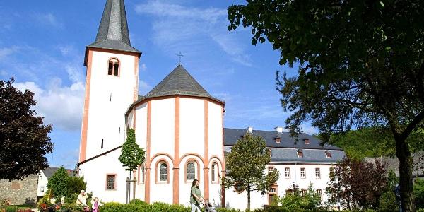 Eifelsteig Etappe 8: Mirbach - Hillesheim_Kloster Niederehe