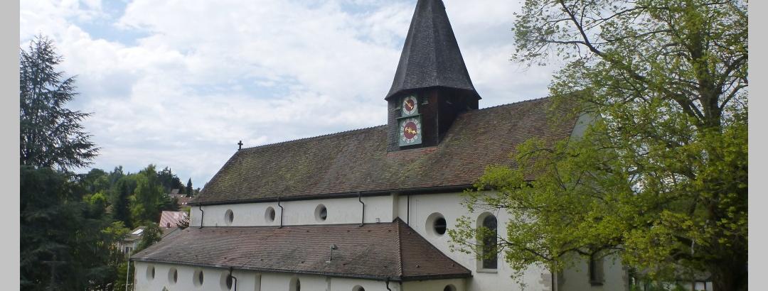 Schienen, Wallfahrtskirche St. Genesius