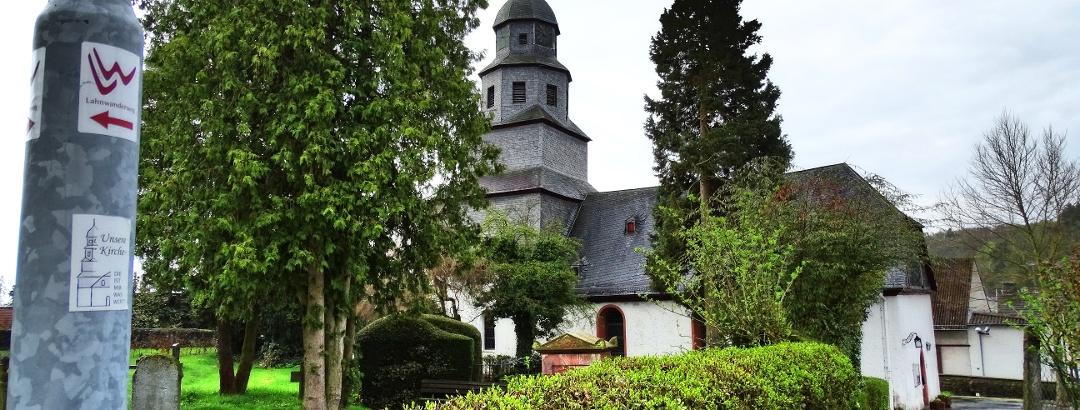 Rodheim-Bieber, Kirche