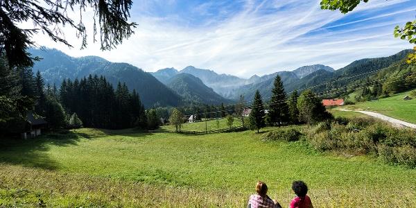 Märchenhafte Augenblicke im Bodental