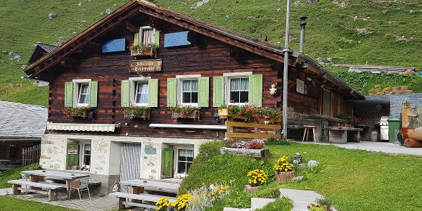 Berghaus Edelweiss in Gafia