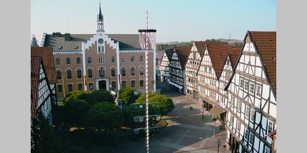 Marktplatz Hofgeismar