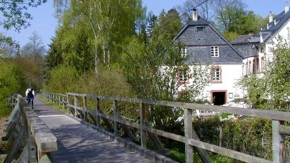 Radweg Siebenborn