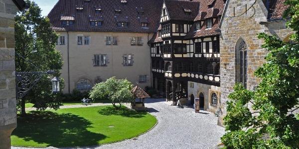 Veste Coburg | Innenhof