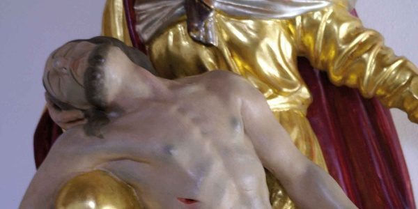 Pieta, Beinhaus Kippel