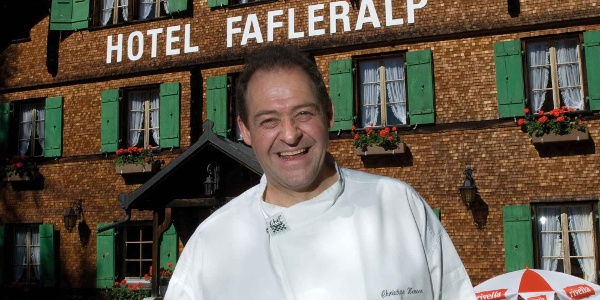 Restaurant Fafleralp