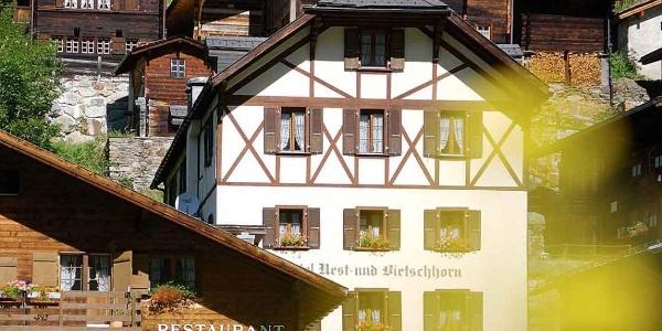 Nest- und Bietschhorn