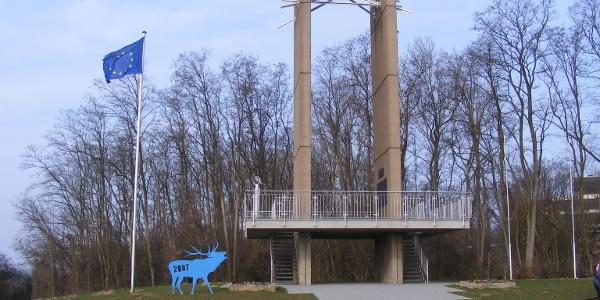 Europadenkmal in Berus