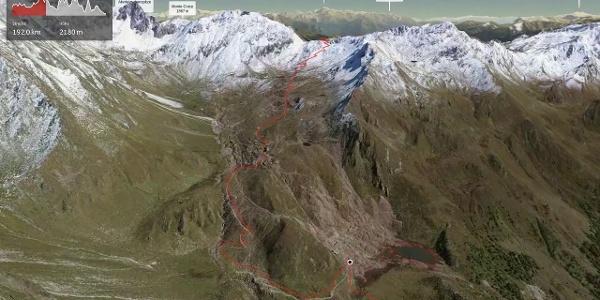 MTB Transalptour im Allgäu: Von Bad Hindelang nach Riva del Garda durchs Ötztal, übers ...