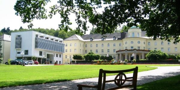 Park Klinik Bad Hermannsborn Krankenhaus Outdooractive Com
