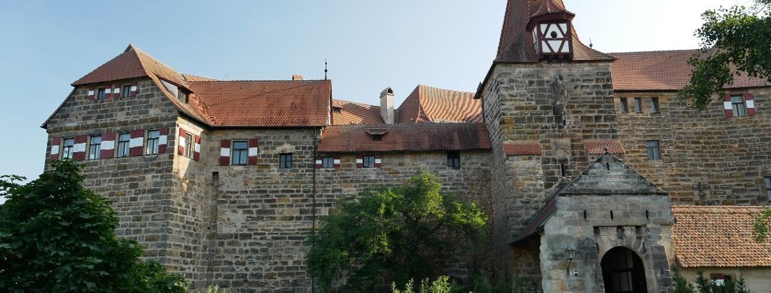 Wenzelschloss (Kaiserburg Lauf)