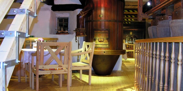 Romantische Geraete-Etage - Paradiesmühle