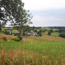 Blick in Richtung Großenbach