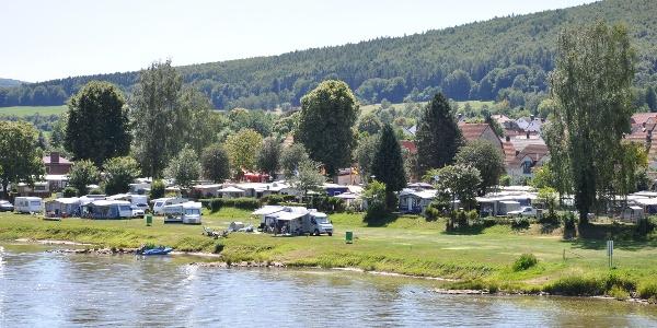 Camping Gieselwerder