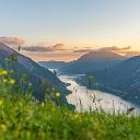 Sonnenaufgang am Zwölferkopf