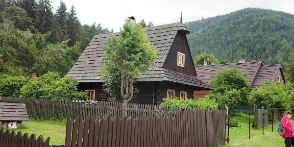 Drevenice v Piecky - Píla