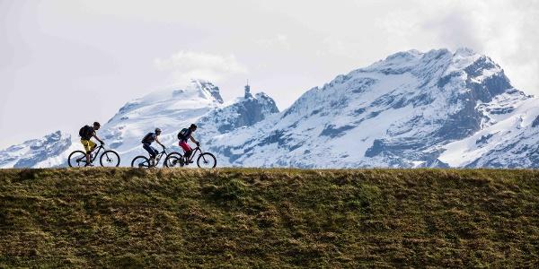 Vier-Seen-Bike-Tour
