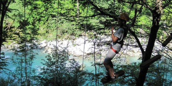 Adventure Park Reli, Kobarid